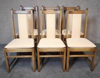Set of Six Ercol Golden Dawn Dining Chairs (3 of 14)