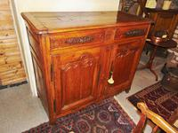 French provincial Louis XIV cherrywood buffet (12 of 12)