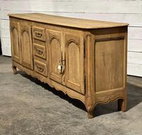 French Bleached Oak Sideboard or Dresser Base (21 of 23)
