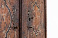 18th Century Austrian Painted Cabinet (4 of 6)