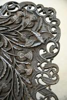 Anglo Indian Carved Table (7 of 11)