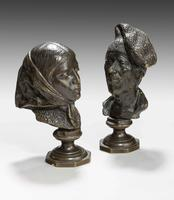 Pair of Mid 19th Century French Desk Bronzes (5 of 5)