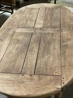 Super Rustic French Oval Farmhouse Dining Table (27 of 36)