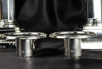 Fine Pair of Silver Candlesticks (10 of 12)