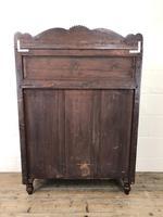 Antique 19th Century Mahogany Chiffonier Sideboard (7 of 12)