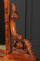 Victorian Figured Walnut Dressing Table (13 of 17)