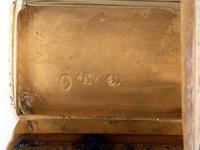 Antique Silver Vinaigrette by Joseph Willmore (6 of 8)