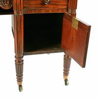 Rare George IV Zebra Wood Dressing Table (6 of 8)