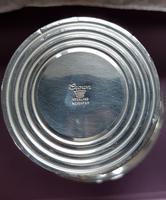 Silver Bon Bon Dish on Pedestal (3 of 3)