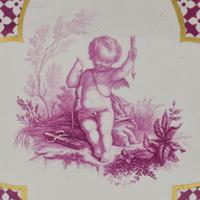 Large Victorian Minton Sevres Style Square Jardiniere (7 of 15)