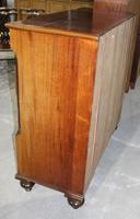 1900's Large Victorian Mahogany Chest Drawers 2 0ver 3 (3 of 4)