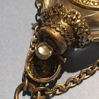 19th Century Chatelaine Scent Bottle (2 of 5)