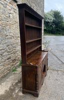 Georgian Oak Dog Kennel Dresser (3 of 27)