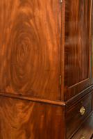 Lovely George III Mahogany Linen Press (6 of 8)
