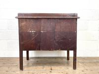 Early 20th Century Oak Chest of Drawers (9 of 9)