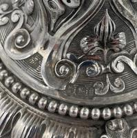 Mid 19th Century Antique Victorian Sterling Silver Suite Comports London 1862 Robert Garrard (12 of 12)
