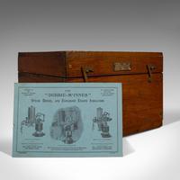 Antique Engine Indicator, Scottish, Scientific Instrument, Dobbie McInnes, 1920 (5 of 11)