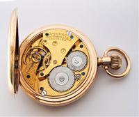 Antique Waltham Traveler Full Hunter Pocket Watch (6 of 6)