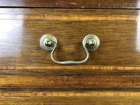Antique Edwardian Inlaid Mahogany Side Table (9 of 11)