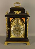 Fine Verge Fusee Bracket Clock - William Smith, London (6 of 9)