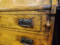 Arts & Crafts Bureau Bookcase (8 of 14)