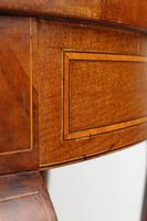 Edwardian Mahogany & Inlaid Circular Side Table (9 of 13)