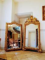 Pair of Italian Large Gilt Mirrors (9 of 10)