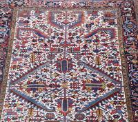 Old Heriz Roomsize Carpet 326x219cm (2 of 9)