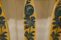 Hand Painted Wooden Railings from a Fair Ground (10 of 11)