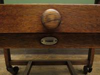 Vintage Metamorphic Oak Tea Trolley Table by Besway (6 of 18)