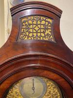 Fine Late 18th Century London Mahogany Longcase Clock by Kenneth Maclennan (5 of 9)