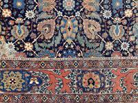 Antique Tabriz Rug (6 of 11)