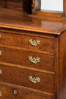 Late 18th Century Oak Dresser and Rack the base with central panel door (7 of 7)