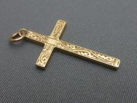 Rose Gold Cross (5 of 5)