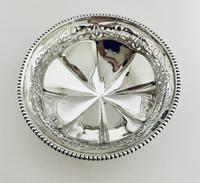 Antique Solid Sterling Silver Pierced Bonbon Dish (6 of 9)