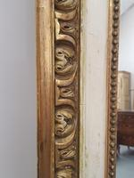 Tall French Antique Mirror c1850 (9 of 9)