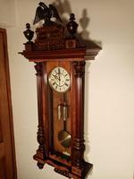 Gustav Becker Vienna Wall Clock (2 of 7)