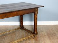 18th Century English Oak Refectory Table (6 of 7)