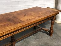 Wonderful Long French Farmhouse Dining Table (8 of 28)