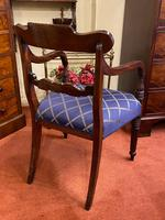 Impressive Set of Eight Mid 19th Century Mahogany Dining Chairs (4 of 5)