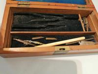 Boxed set of mathematical instruments by W H Harling (3 of 10)