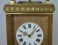 Strike Repeat Alarm Decorative Carriage Clock (3 of 6)
