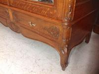 Carved Oak 2 Door  Armoire (7 of 9)