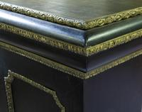 Pair of French Louis XIV Style Ebonised Stands (5 of 5)