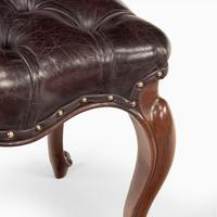 Pair of mid-Victorian Rosewood Stools (2 of 5)