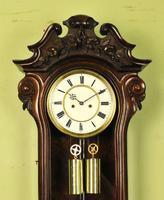 Dwarf Vienna Regulator Wall Clock - Schonberger in Wein (11 of 11)