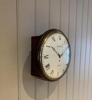 Convex Dial Fusee Wall Clock (2 of 8)