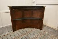 19th Century Oak Courtroom Dock, Restaurant Reception Greeting Station, Greeter (9 of 10)