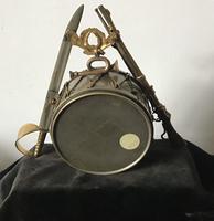 Clock Mantle Militaria (4 of 6)