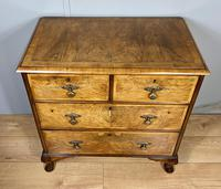 Attractive Walnut Chest of Drawers (2 of 7)